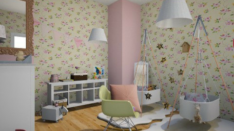 little dreams - Modern - Kids room - by Melza
