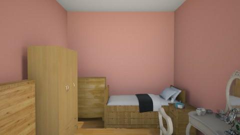 Girl - Bedroom - by Joao Vitor Ronska