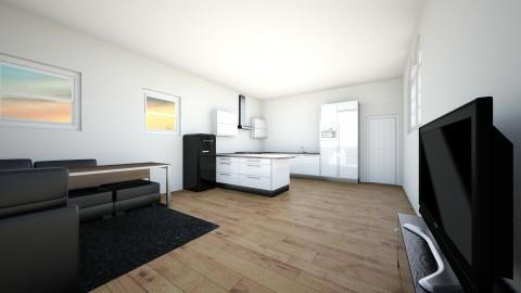 3 Room House - by BennLK32