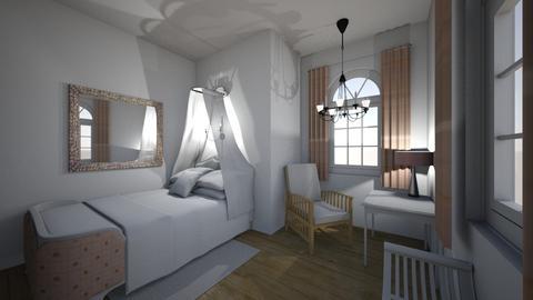 Small Bedroom 2 - Classic - Bedroom - by XiraFizade