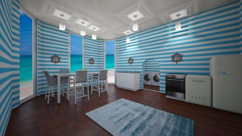 Nautical Kitchen - by Cool Coder Girl