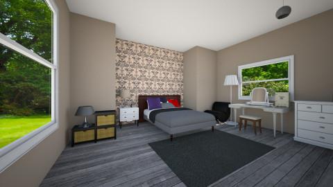 shxuhidscnjdhncjksncb - Bedroom - by Omgwow