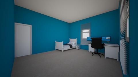Accid Bedroom - Modern - Bedroom - by accid