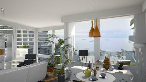 Interlace Dining Living - Modern - by Marcos Natan