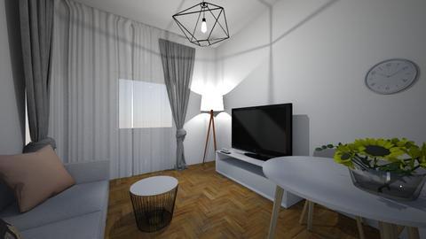 salon - Living room - by Kaamsoon