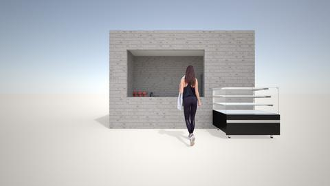 coffee stop - Modern - Kitchen - by jade1111