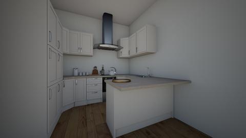 6 juli II - Kitchen - by dindayudvina