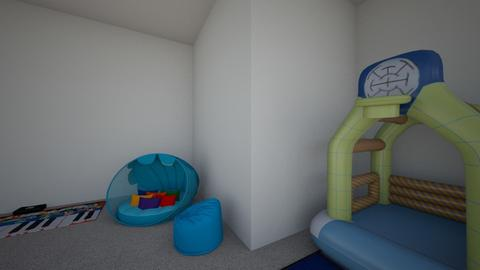 Play Room - Kids room - by Skwood