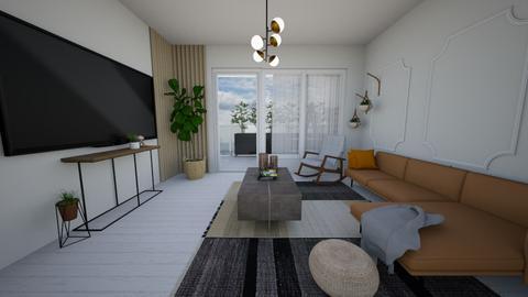 souly - Living room - by kiyau