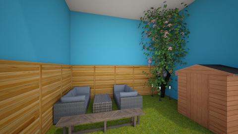 new garden 2 - Garden - by mel27uk