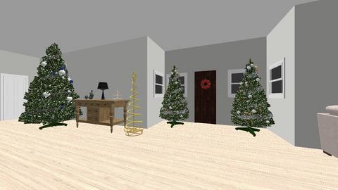 droom 1 - Modern - Office - by nikagroot2005