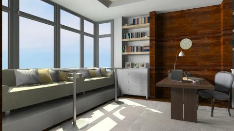 _Office_572_ - Modern - Office - by anjuska9