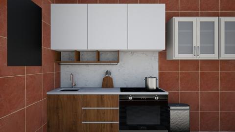 Jodie Kitchen - Minimal - Kitchen - by deertrees