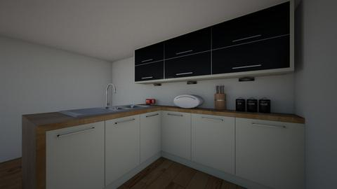 kitchen - Kitchen - by paulinagraj