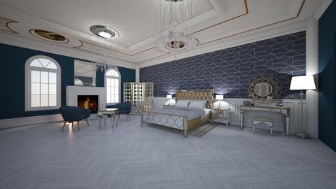 Ada Bart - Glamour - Bedroom - by AdaBart