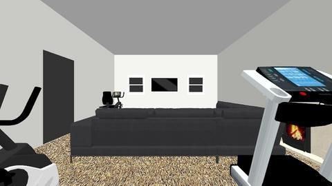 Rec Room - Living room - by jonteter