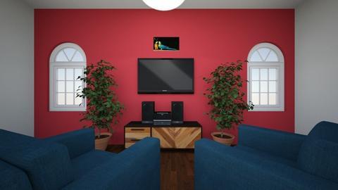 fun room - Modern - Living room - by rhyspodvoiskis101