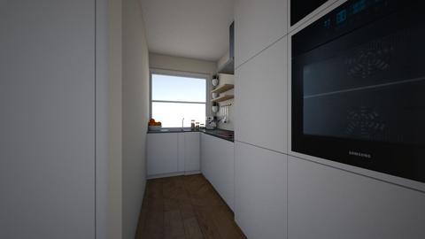 keuken - Kitchen - by HannaInterieur