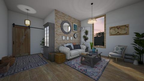 MP - Living room - by belavgeny