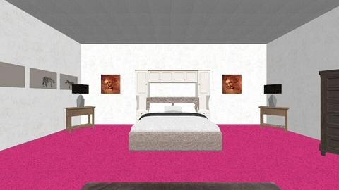 Bedroom - Bedroom - by mackey464