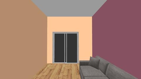 Marta Drozdowska - Living room - by mdrozdowska