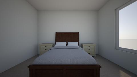 Christy - Bedroom - by AlyssaMoriah92