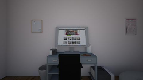 fun communal office space - Office - by annabeljoyphoel