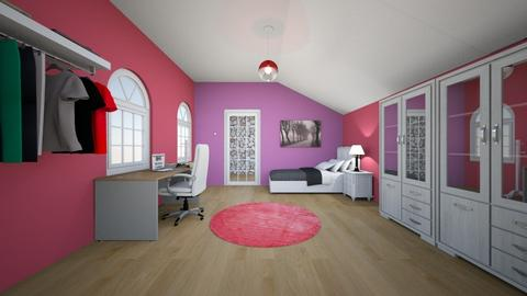 my room - Modern - Kids room - by simonka25