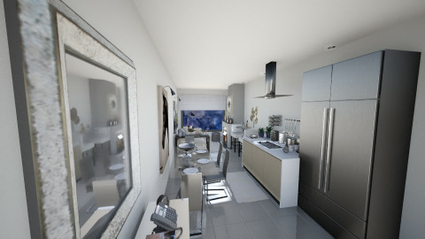Mathijs home - Minimal - by Irida Niko