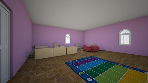 EDU 33800 Room 3 - Kids room - by AGJCAFDELPTMTGMWJLFGCNUQCYCRQXC