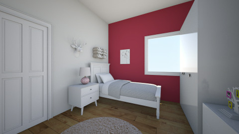 Daniela - Bedroom - by daanilopess