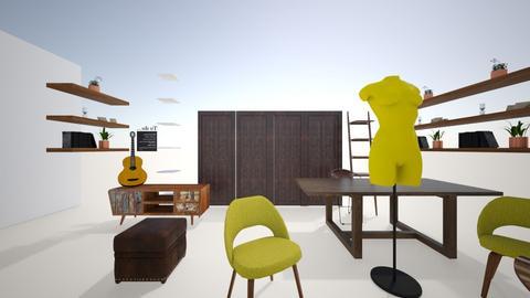 vicolo Ale2 - Office - by alecol5