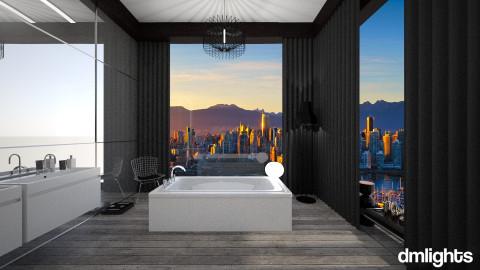 Bathroom_ - Bathroom - by DMLights-user-990883
