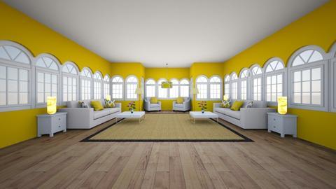 sunroom home 4 - by Reedphia