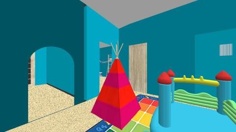 dream house 2 - Modern - by Fluttershy_84