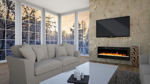 65 - Living room - by juliett123