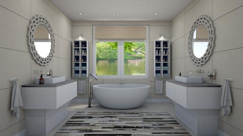 Claire Spencer - Eclectic - Bathroom - by Elenn