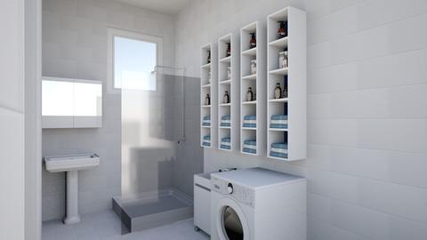 Furdoszoba - Modern - Bathroom - by J00hnny