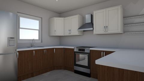 Apartments Kitchen - Kitchen - by eddnam