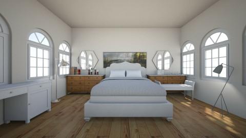 Grey Room  - by rachelcassy