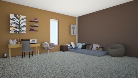 Tumbler AF - Bedroom - by lorijodoyle