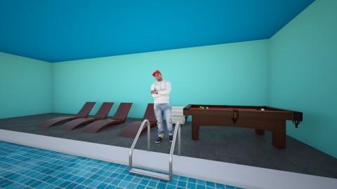 pool partay - by samsss