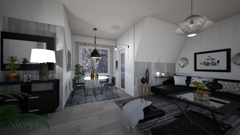 M_LD - Living room - by milyca8