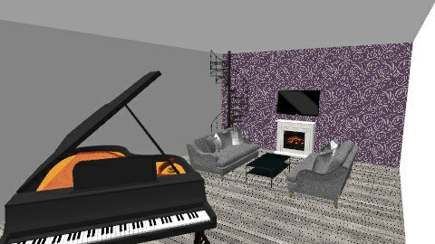 living room - Living room - by DYLAN NEWTON