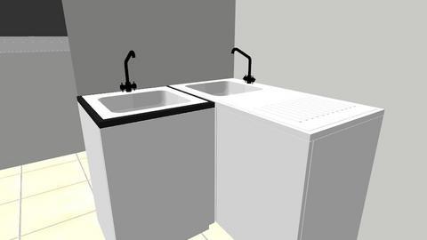 Lindas Kitchen - Modern - Kitchen - by Stonie