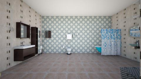 bathroom - Bathroom - by Buse Karasu