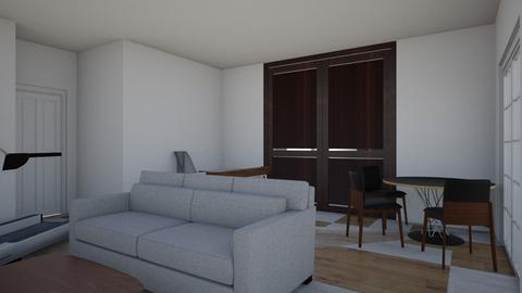 Georges Project - Bedroom - by agarmon