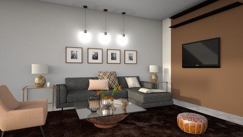 1011 - Living room - by Riki Bahar Elbaz