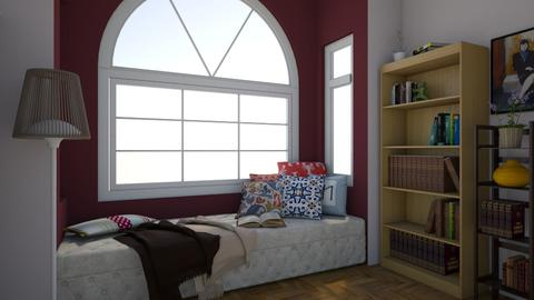 Neutral  - Classic - Bedroom - by colorful_eye