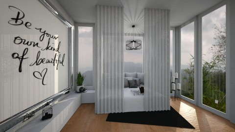 Remix - Bedroom - by Cailyn V